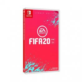 Juego Nintendo Switch Fifa 20 Legacy Edition