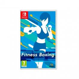 Juego Nintendo Switch Fitness Boxing