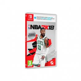 Juego Nintendo Switch Nba 2K18