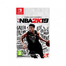 Juego Nintendo Switch Nba 2K19
