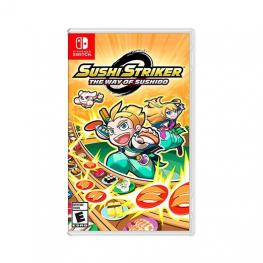 Juego Nintendo Switch Sushi Striker Way Of Sushido