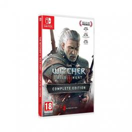 Juego Nintendo Switch The Witcher 3: Wild Hunt