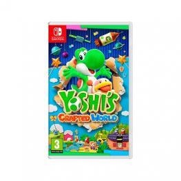 Juego Nintendo Switch Yoshi S Crafted World