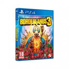 Juego Sony Ps4 Borderlands 3