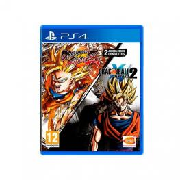 Juego Sony Ps4 Dragon Ball Fighterz + Dragon Ball Xenoverse