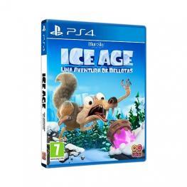 Juego Sony Ps4 Ice Age:una Aventura de Bellotas