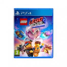 Juego Sony Ps4 la Lego Pelicula 2