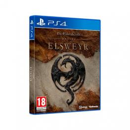 Juego Sony Ps4 The Elder Scrolls Online : Elsweyr
