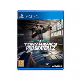 Juego Sony Ps4 Tony Hawk S Pro Skater 1+2