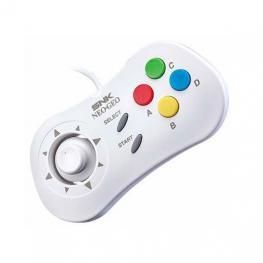 Mando Snk Neo Geo Mini Blanco