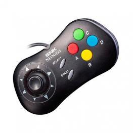 Mando Snk Neo Geo Mini Negro