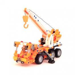 Maqueta Grua Nincotecnic Mobile Crane