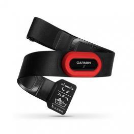 Monitor Frecuencia Cardiaca Garmin Run Hrm-4 Negro