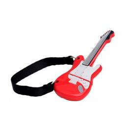 Pendrive 16Gb Tech One Tech Guitarra Roja
