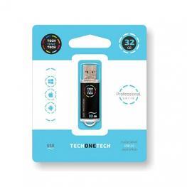 Pendrive 32Gb Tech One Tech Black