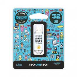 Pendrive 32Gb Tech One Tech Noestuyo