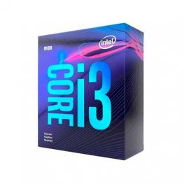 Procesador Intel 1151-9G I3-9100F 4X3.6Ghz/6Mb Box