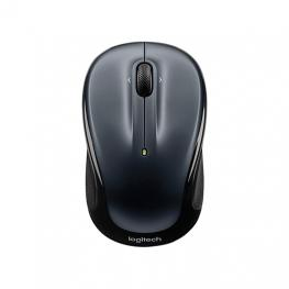 Raton Optico Logitech M325 Wireless Gris Oscuro