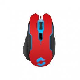 Raton Speedlink Contus Gaming Rojo/negro