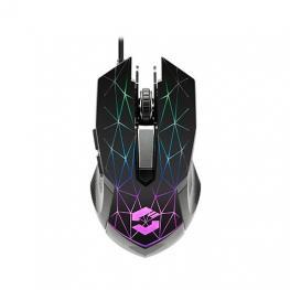 Raton Speedlink Reticos Rgb Gaming Negro
