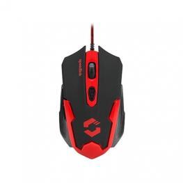 Raton Speedlink Xito Gaming Negro/rojo