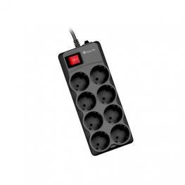 Regleta 8 Tomas Con Interruptor 1.5M Ngs