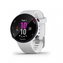 Smartwatch Garmin Sport Watch Forerunner 45S Blanco