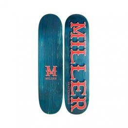 Tabla Skate Miller Babe 8.25  X 32  Azul