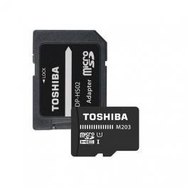 Tarjeta de Memoria Micro Sd 32Gb Toshiba Uhs-1 Cl10 Thn-M20