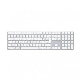 Teclado Apple Magic Keyboard + Numerico Silver
