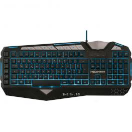 Teclado The G-Lab Keyz300/sp Gaming