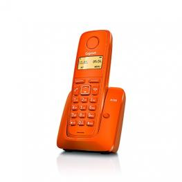 Telefono Inalambrico Dect Digital Gigaset A120 Naran