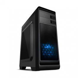 Torre Atx Nox Modus Blue Edition Usb 3.0