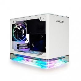 Torre Mini Itx 650W In Win A1 Plus Blanco