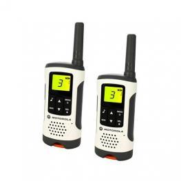 Walkie-Talkie Motorola Tlkr-T50 Blanco Pack 2