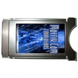 Pcmcia Satelite Cam Matrix Revolution Seca