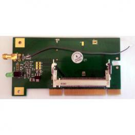 Adaptador de Mini-Pci A Pci Wifi Conector Blanco