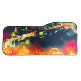 Alfombrilla de Raton Gaming Xxl 730X330 Sniper