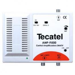 Amplificador Central Fi Tv Satelite 35Db Tecatel