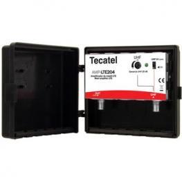 Amplificador Tv Tdt de Mastil Tecatel Amp-Lte204