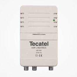 Amplificador Tv Tdt Interior Tecatel Amp-Lte24Teca