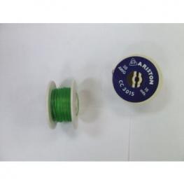 Arduino - Cable Ariston Verde Para Puentes 15M