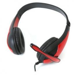 Auriculares Stereo+Microfono Jack Gaming Fh4008R