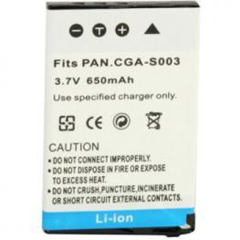 Bateria Camara Panasonic Cga-S003