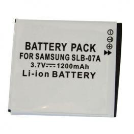Bateria Camara Samsung 07A Satycon