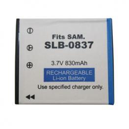 Bateria Camara Samsung 0837 Satycon