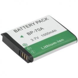 Bateria Camara Samsung Bp-70A Satycon