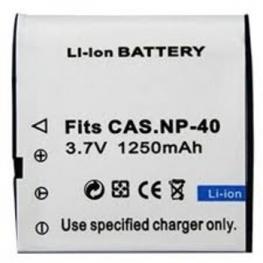 Bateria Compatible Camara Casio Np-40 1250Mah