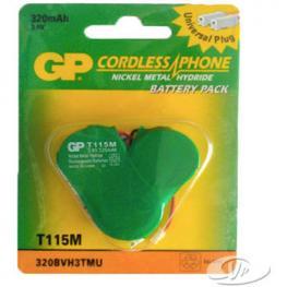 Bateria Telefono Inalambrico Gp T115M 3.6V 320Mah