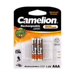 Baterias/pilas Recargables Aaa X2 1.2V 600Mah